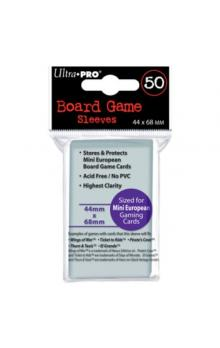 UltraPRO: 50 Board Game Sleeves 44x68mm (1/12)