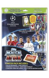 Match Attax: Champion League - Starter Pack