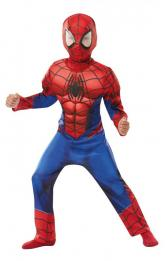 Spiderman Deluxe - vel. M