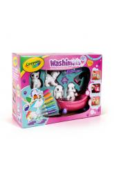 ALBI Crayola Washimals box